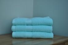 Comfysoft Bath Sheet Aqua | 500 gram combed Cotton Bath Sheet | Comfysoft Towels