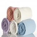 Cotton Cellular Blanket by Belledorm