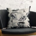 Sheridan Liya Malt Cushion and Pillowcase