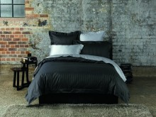 Sheridan Millennia 1200 Count Cotton Fitted Sheets Anthracite