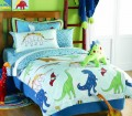 Hiccups Dinosaur Duvet Cover Set - Children's Bedlinen By Linenhouse Hiccups