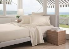 Sheridan 300 Count Chalk Flat sheet bedding