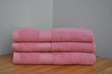 Comfysoft Bath Sheet PINK 500 Gram combed Cotton Towel