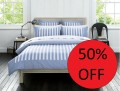 Eaton Chambray duvet Cover Set By Sheridan