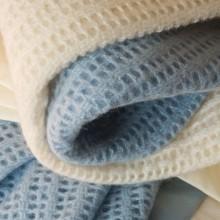 Cellular Wool Blanket