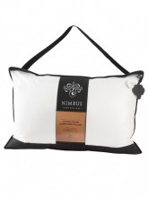 Bronze collection goose down surround pillow by Nimbus